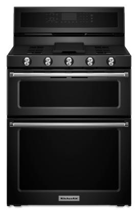 Product Image - KitchenAid KFGD500EBL