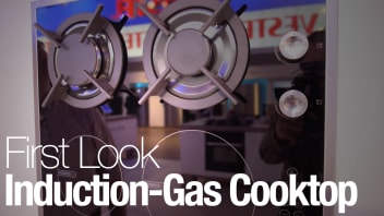 1242911077001 4489978770001 hybrid gas induction cooktop