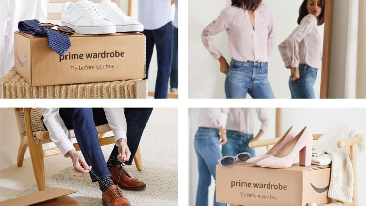 7b272cfa2 Amazon Prime Wardrobe: I tried the newest service for Prime members ...