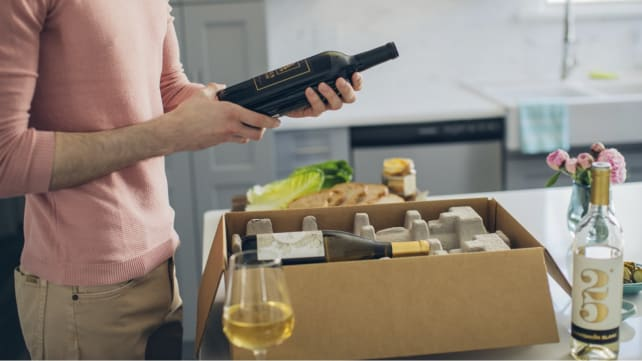 Firstleaf Wine Box