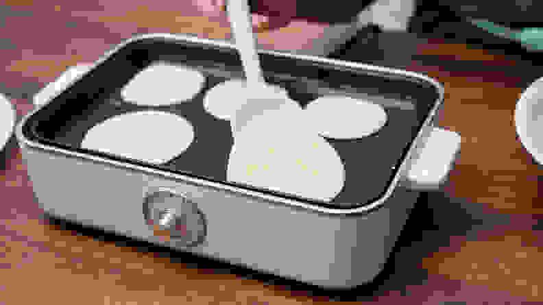 A4 Box portable cooktop