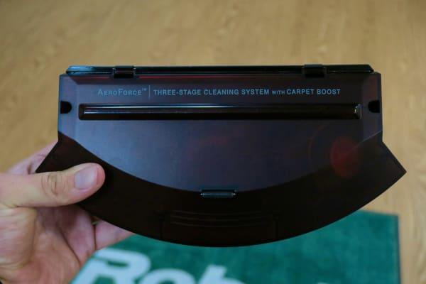 iRobot Roomba 980 AeroForce cleaning system