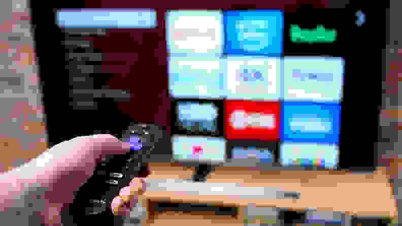 TCL Roku Remote Control