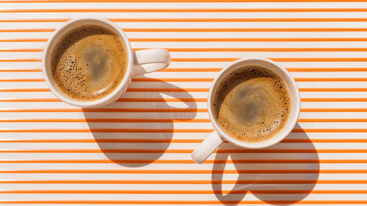 Here's how to pull the perfect shot of espresso at home