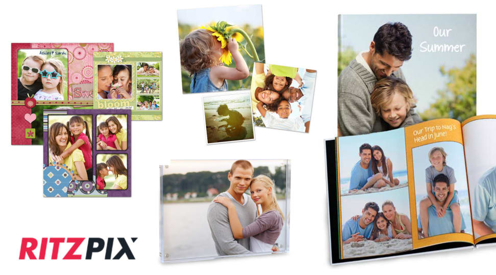 RitzPix Photo Printing Services