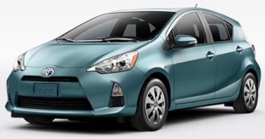 Product Image - 2012 Toyota Prius c One