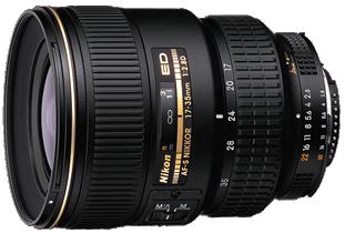 Product Image - Nikon AF-S Zoom-Nikkor 17-35mm f/2.8D IF-ED