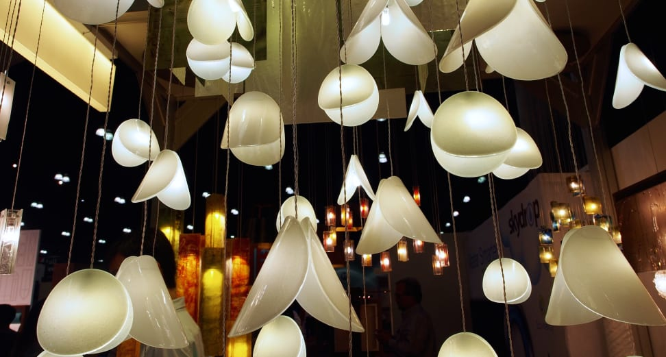 Light In Art custom-made fixture
