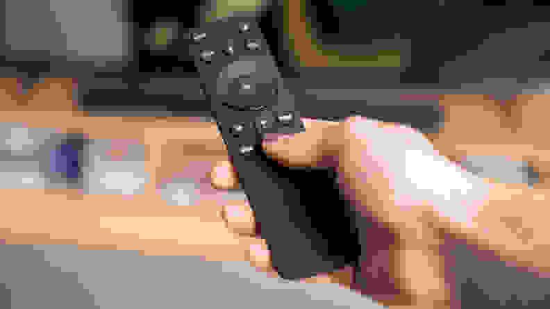 Vizio M-Series soundbar remote