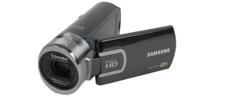 Product Image - Samsung HMX-QF20