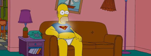 Homer hero