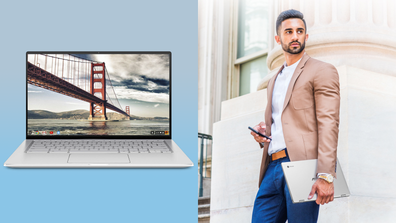 Best gifts for men 2019: Asus Chromebook Flip C434TA