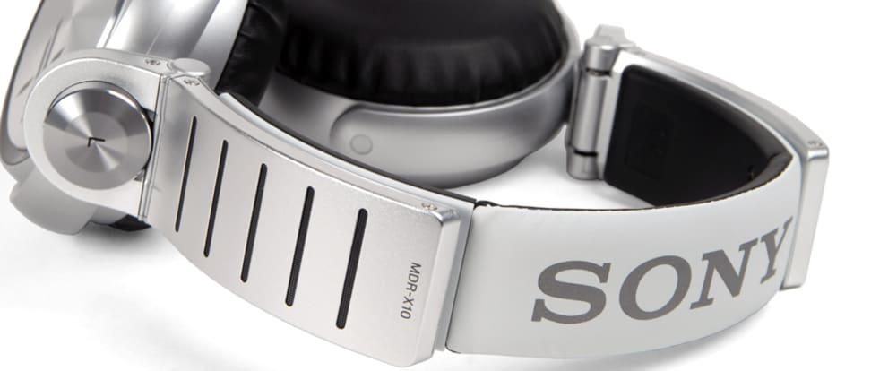 Product Image - Sony MDR-X10