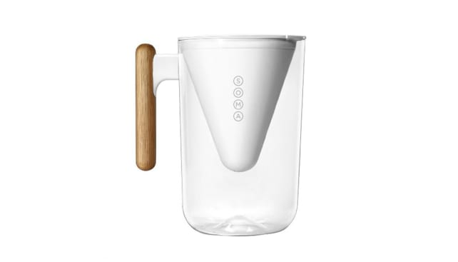 Soma water pitcher