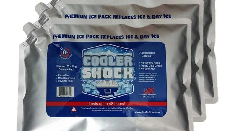 Cooler Shock Ice Packs