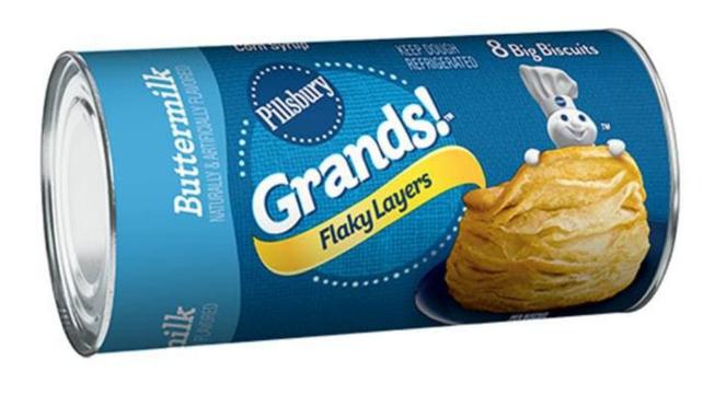 The best Pillsbury rolls buttermilk grands