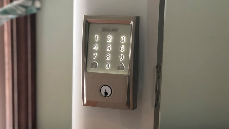 Schlage Encode WiFi Deadbolt