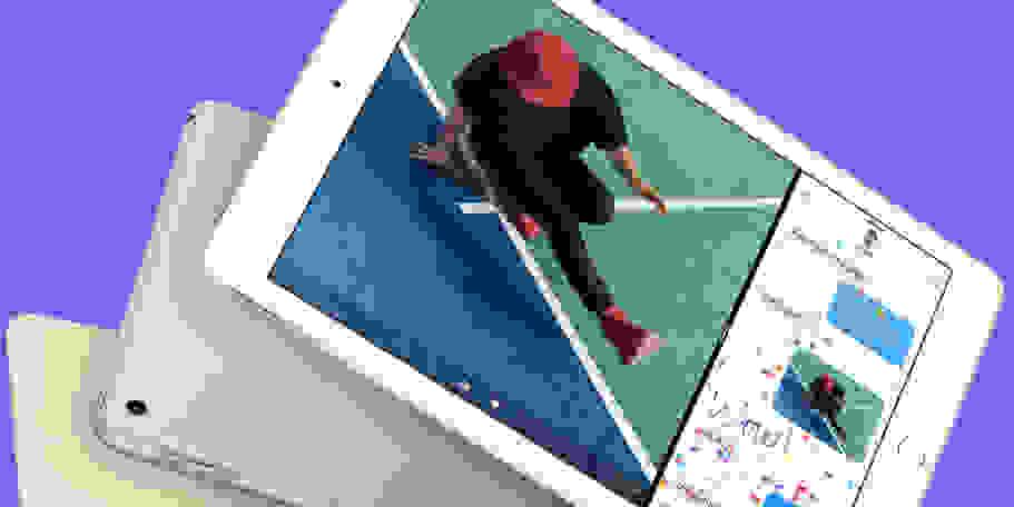 iPad 2017 Hero