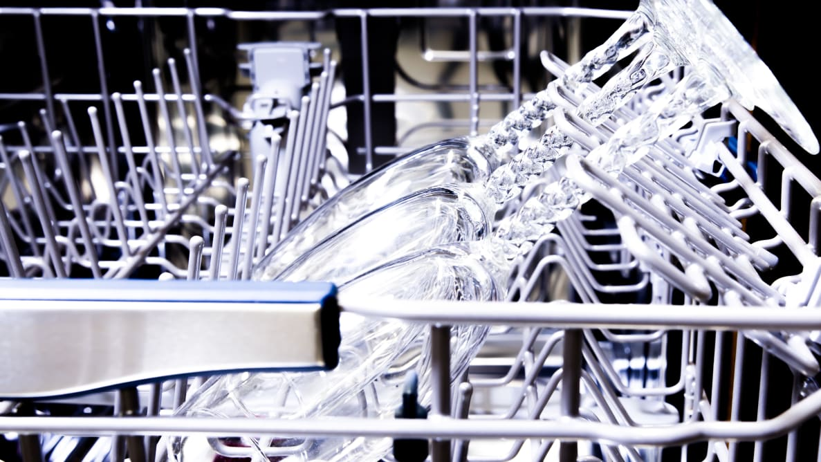 The best dishwasher for drying your dishes