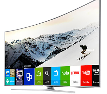 Samsung 4K Streaming Partners