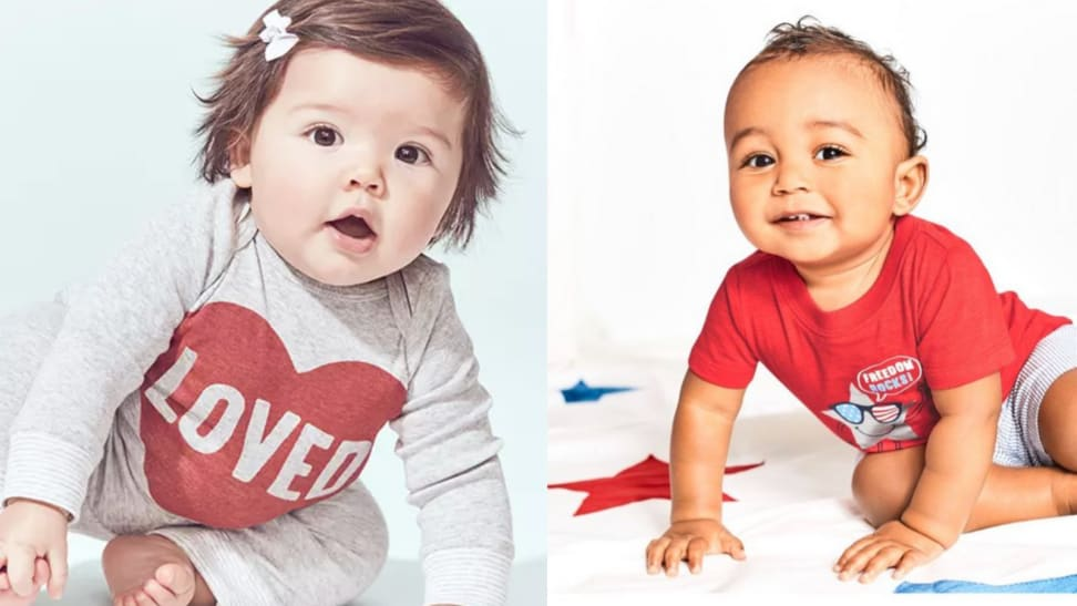 12 baby outfits for every occasion you can get at Carters