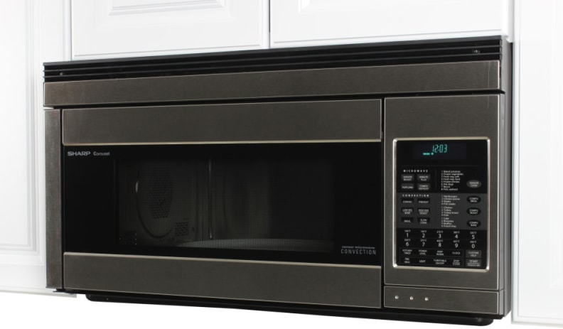 Ask the Experts: Why do microwaves open to the left