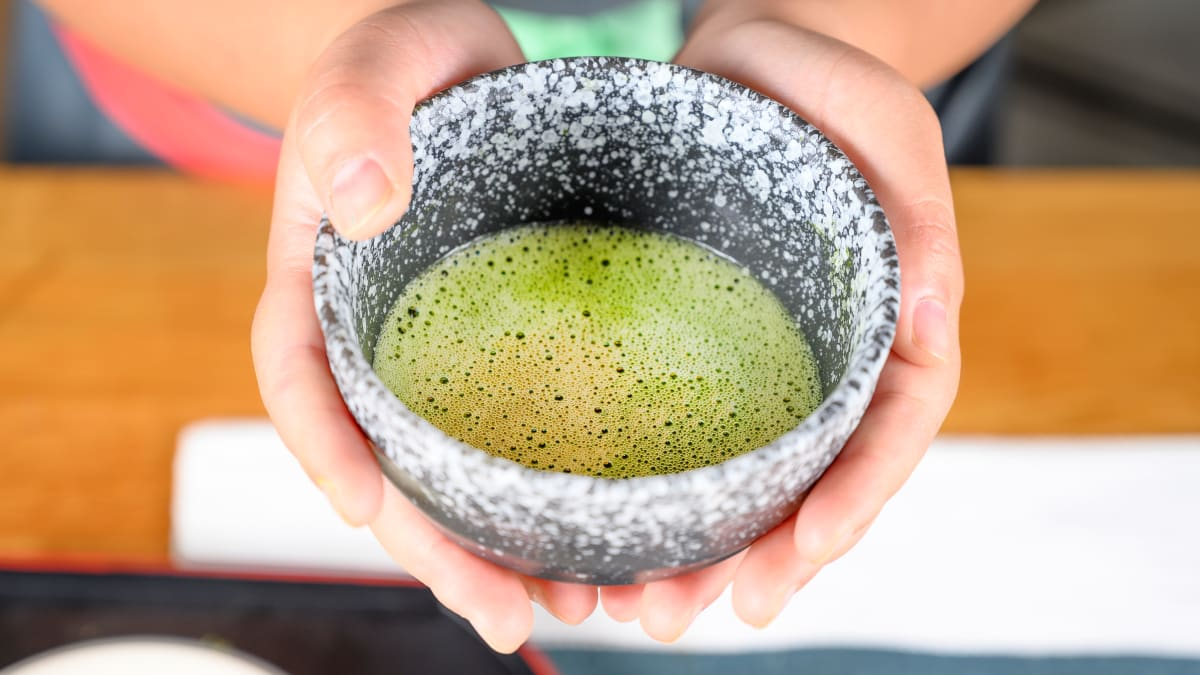 Matcha tea is bigger than ever—here's everything you need to know