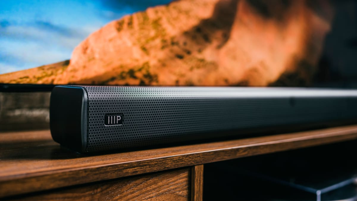 Monoprice's budget-friendly Dolby Atmos soundbar has arrived, and it's impressive