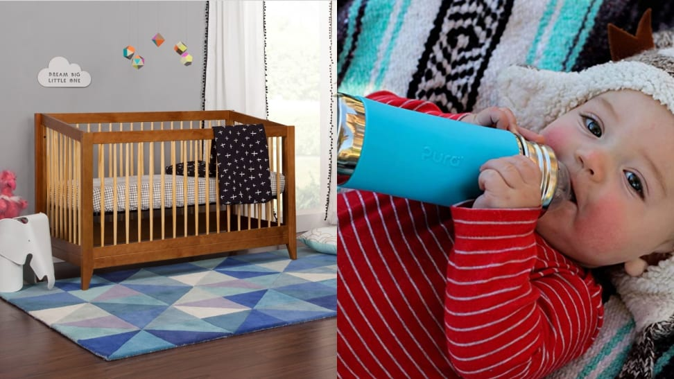13 money saving baby registry must-haves that grow with your child