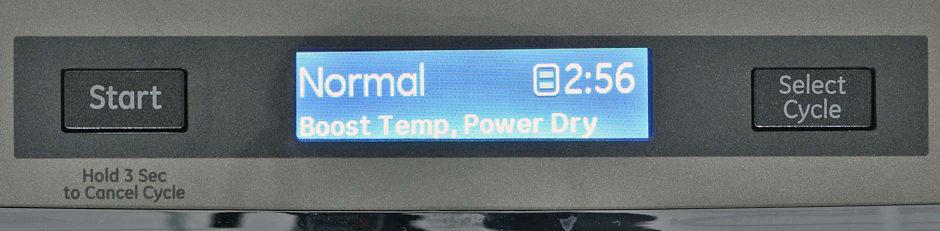 GE PDT760SSFSS—Controls
