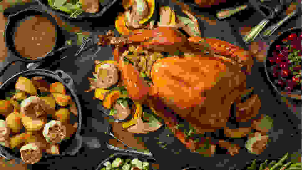 Everything you need to make the perfect Thanksgiving turkey