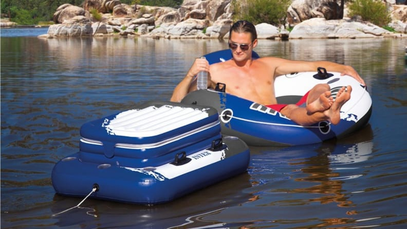 The most popular coolers on Amazon - Intex Floating Cooler
