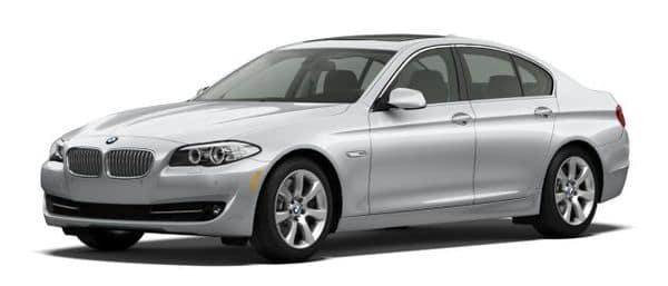 Product Image - 2013 BMW 550i Sedan