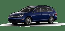 Product Image - 2012 Volkswagen Jetta SportWagen TDI with Sunroof & Navigation