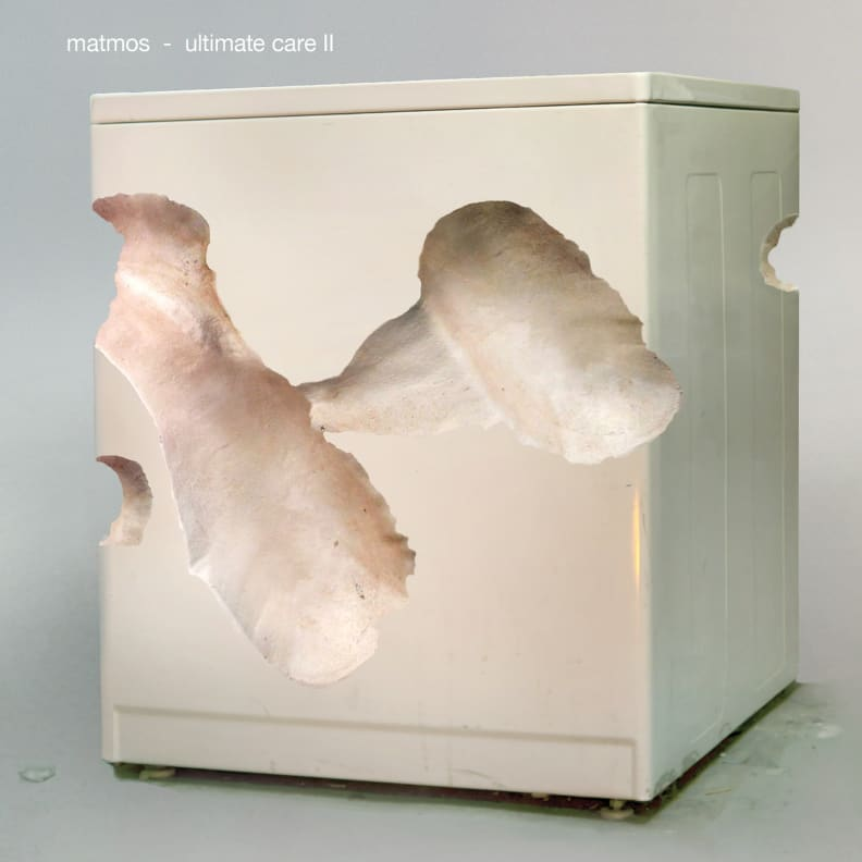 Matmos Ultimate Care II Album Cover