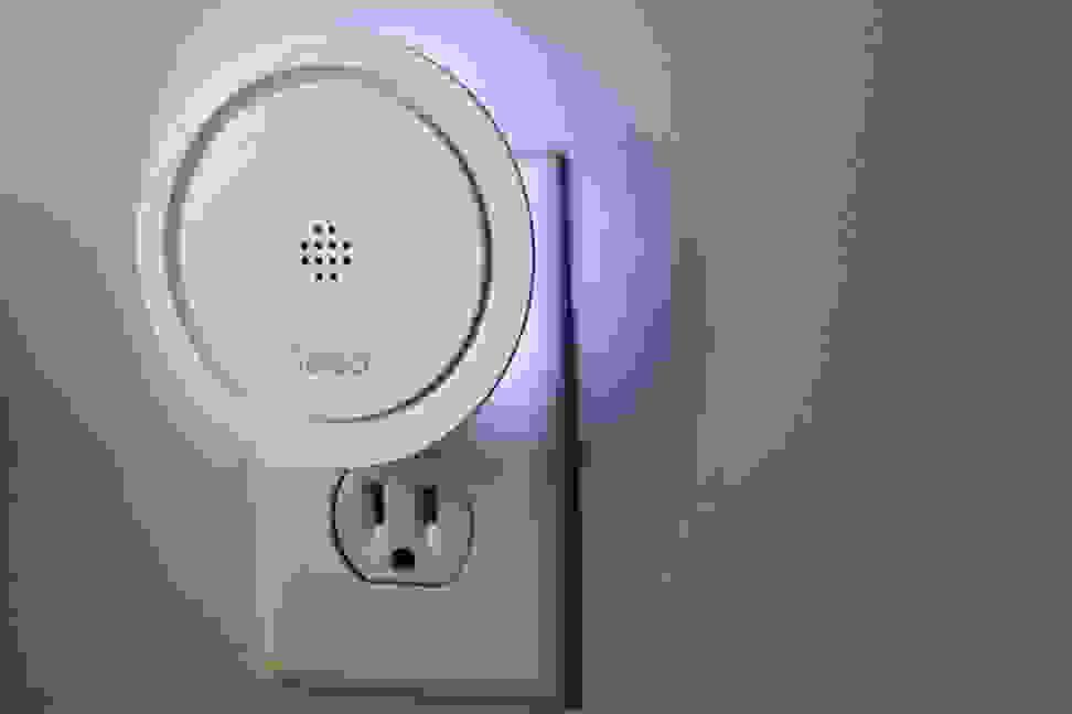 Leeo Smart Alert Smoke/CO Remote Alarm Monitor