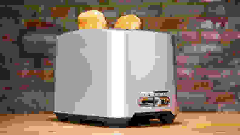 Breville Die-Cast 2-Slice Smart Toaster
