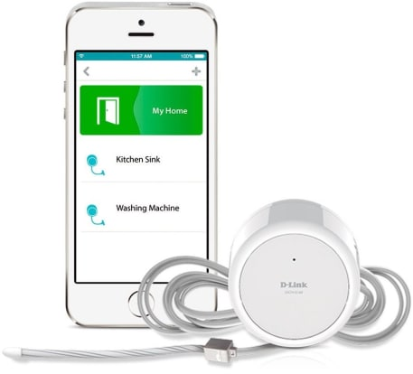 Product Image - D-Link DCH-S160 Wi-Fi Water Sensor
