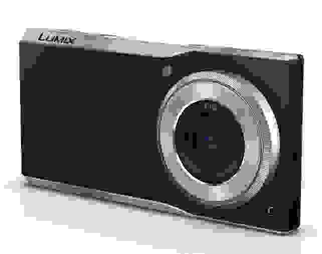 Panasonic Lumix CM1 – Front