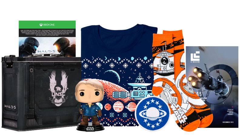 Loot Crate Subscription