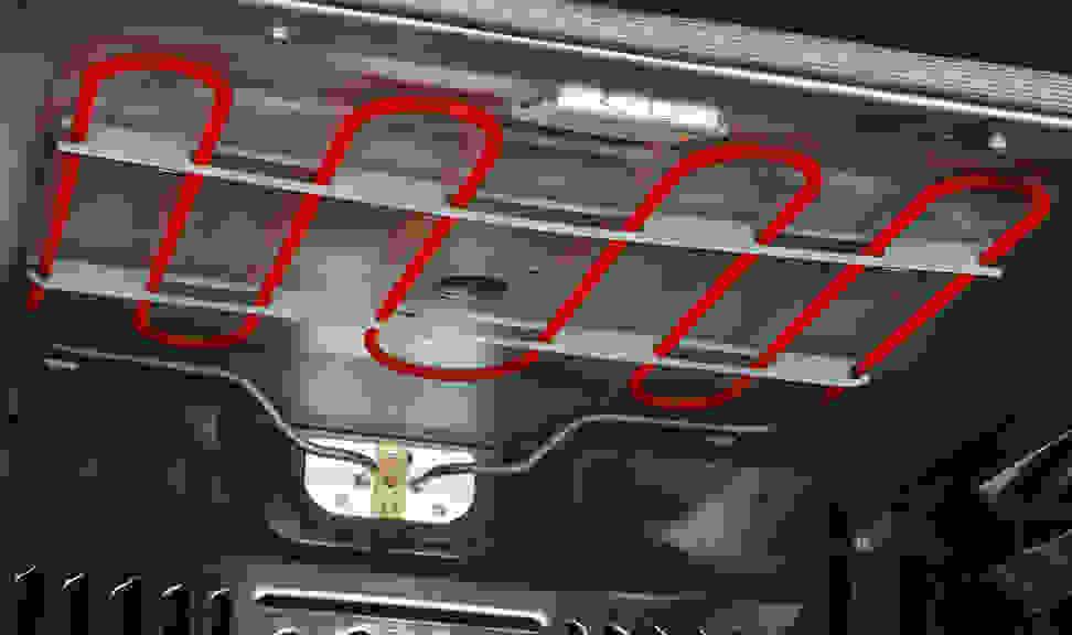 GE JT5000SFSS Broiler