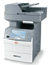 Product Image - Oki Data MB780 MFP