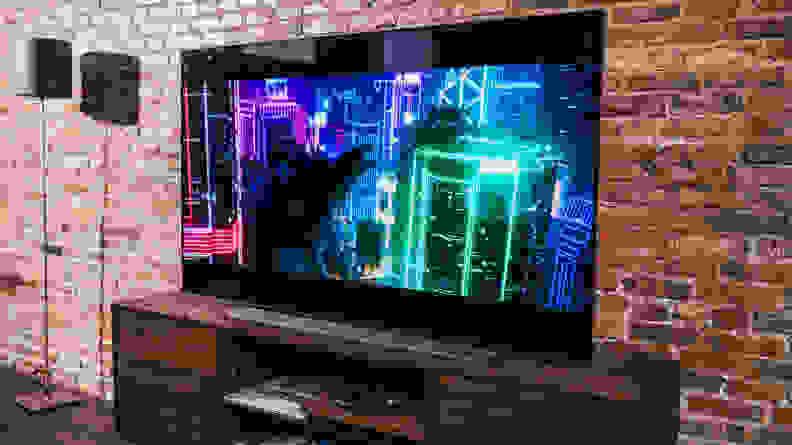 LG C1 OLED TV - Performance