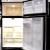 Haier ht21ts77s fridge open