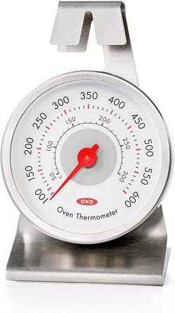 Oven Pyrometer//thermometre for ovens Bimetallic Probe Length 30cm Professional