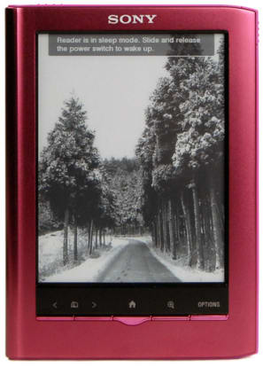 Product Image - Sony Reader Pocket Edition