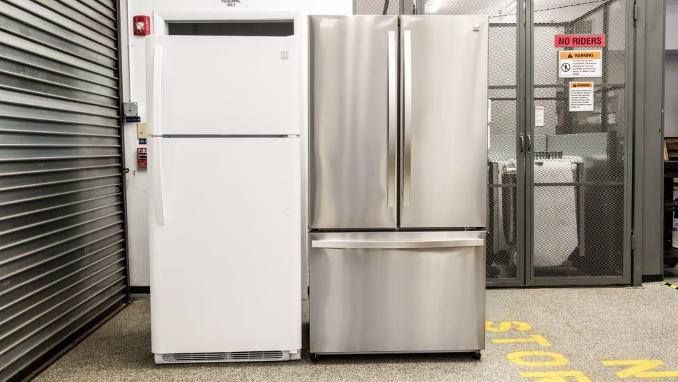 678c42e7284 Kenmore 60412 Top Freezer Refrigerator Review - Reviewed Refrigerators