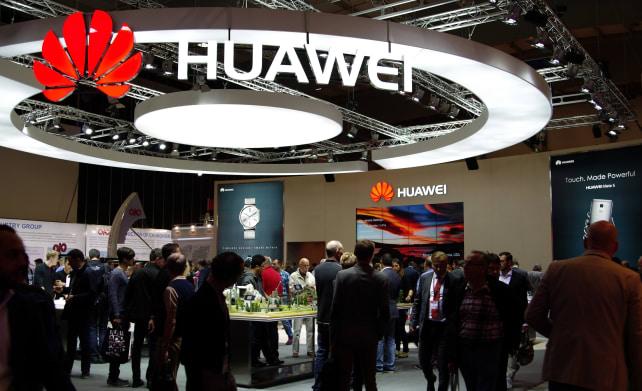 Huawei Booth IFA Berlin 2015