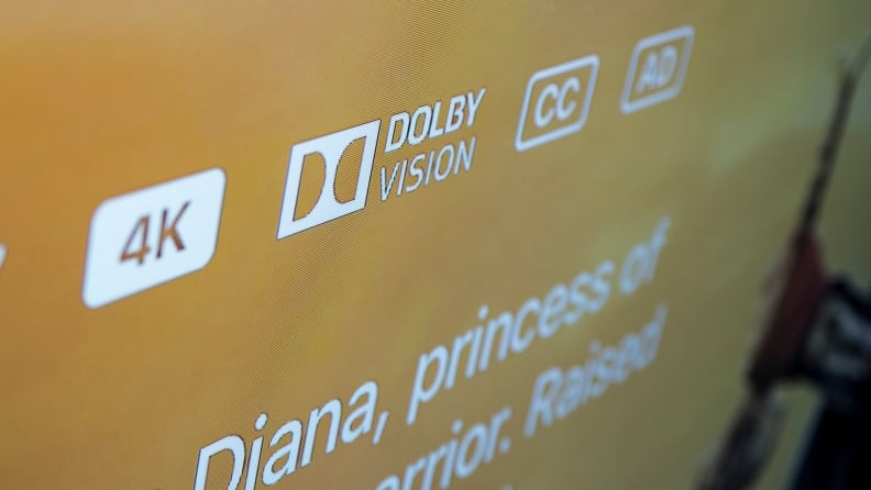 Apple TV Dolby Vision