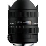 Sigma 8 16mm f:4.5 5.6 dc hsm